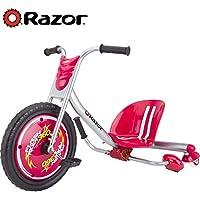 Razor FlashRider 360 Vehículos, Infantil, Rojo, Talla Única