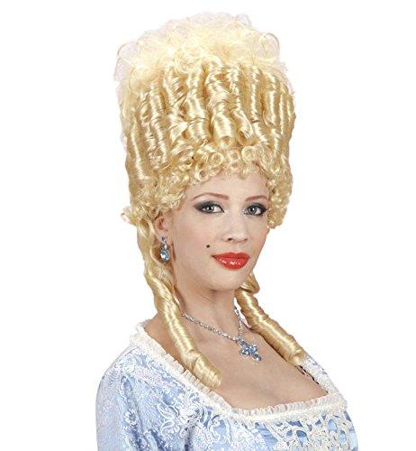 Widmann - Pruik Blond-Lady 'Marie Antoinette'