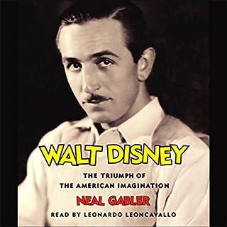 Walt Disney     The Triumph of the American Imagination              Autor:                                                                                                                                 Neal Gabler                               Sprecher:                                                                                                                                 Leonardo Leoncavallo                      Spieldauer: 10 Std. und 10 Min.     4 Bewertungen     Gesamt 4,8