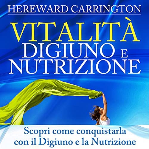 Vitalità Digiuno e Nutrizione cover art