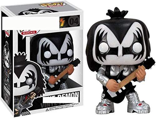 ZGZZ ¡Figura Pop! Figura de Vinilo The Demon Collector de Kiss