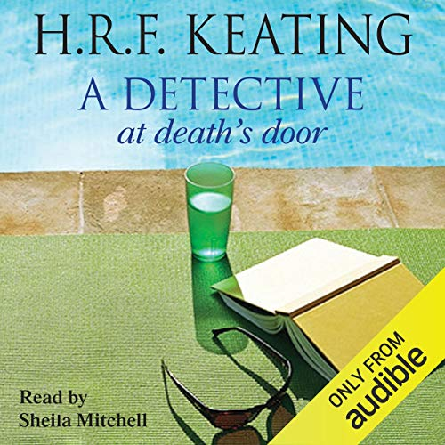 Couverture de A Detective at Death's Door