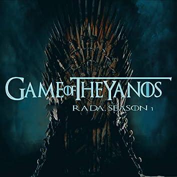 GAME OF THE YANOS (SEASON 1)