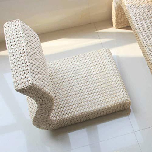JJZXT Komfortable gepolsterte Rückenlehne, Lazy Sofa Chair Game Rocker for Jugendliche Erwachsene