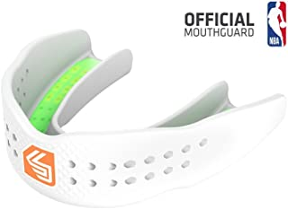 Shock Doctor 92W02A Superfit Basketball Womens Mouthguard White,  Adult