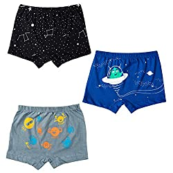 YouGotPlanB Spaced Out - Boy Boxer Shorts