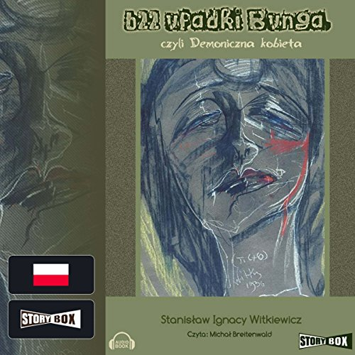 622 upadki Bunga audiobook cover art