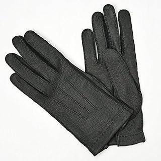 GANTIER CAUSSE【ガンコス/コース】手袋/グローブ H0003 PEC GRAPHITE No lining グレー ペッカリー