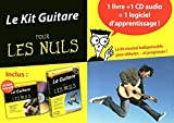 Le kit guitare pour les Nuls - Coffret by Mark Phillips (November 21,2011) - First (November 21,2011)