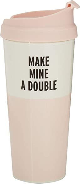 Make Mine A Double Thermal Mug