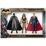NJ Croce Batman Vs Superman Action Figure Boxed Set, Multicolor, 8'