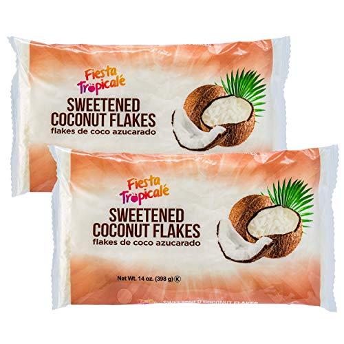Sweetened Coconut Flakes Shredded