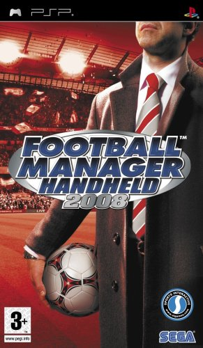 Football Manager 2008 [FR Import]