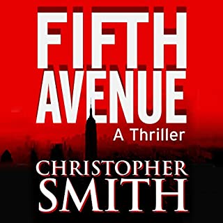 Fifth Avenue audiobook cover art