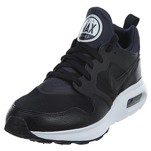 Nike Air MAX Prime, Zapatillas para Hombre, Negro (Black/Black/White), 44.5 EU