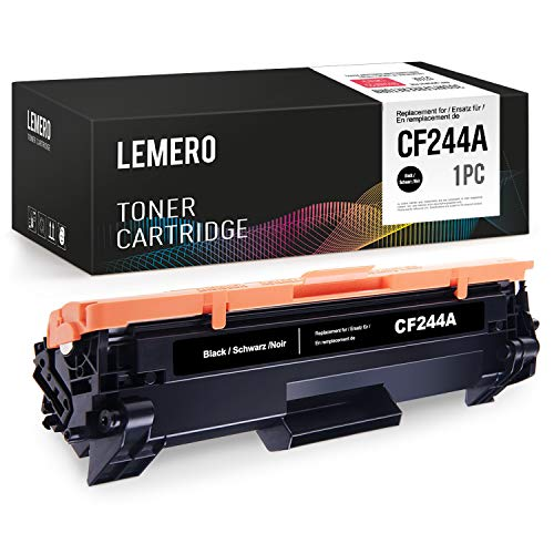 Toner Hp 44A Negro Marca Lemero