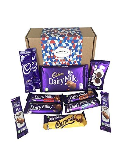 Cadbury Dairy Milk Ultimate Chocolate Selection Gift Box - Hamper Exclusive to Burmont's