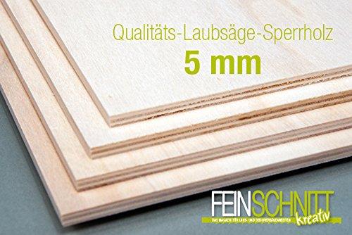 152 x 50 cm 8mm Sperrholzplatten 19/€//qm Multiplexplatten Sperrholz Bastelholz Laubs/ägearbeiten M/öbelbau Modellbau Leichtbau Innenausbau