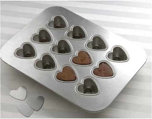 Chicago Metallic Las Max 49% OFF Vegas Mall Gourmetware Lift Serve Pan and Sweetheart