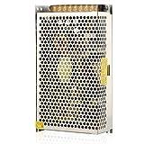 Summerwindy Schalt Wandler Netzteil Adapter Transformator für Led Streifen Licht Ac 100 V / 220 V Zu Dc 12 V 20A 250 Watt Led Streifen Licht Netzteil Schalt Modus Konverter