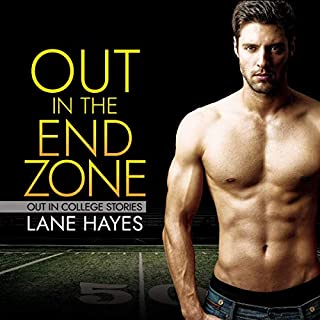Out in the End Zone     Out in College, Book 2              By:                                                                                                                                 Lane Hayes                               Narrated by:                                                                                                                                 Michael Pauley                      Length: 4 hrs and 58 mins     3 ratings     Overall 4.7