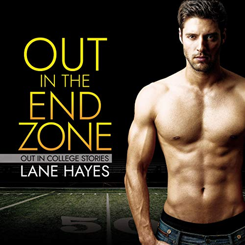 Out in the End Zone audiobook cover art