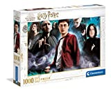 Clementoni Harry Potter-puzzle adulti 1000 pezzi, Made in Italy, Multicolore, 39586