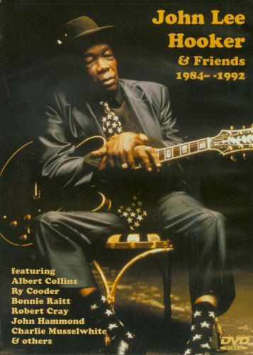 John Lee Hooker & Friends: 1984 -1992 [DVD]