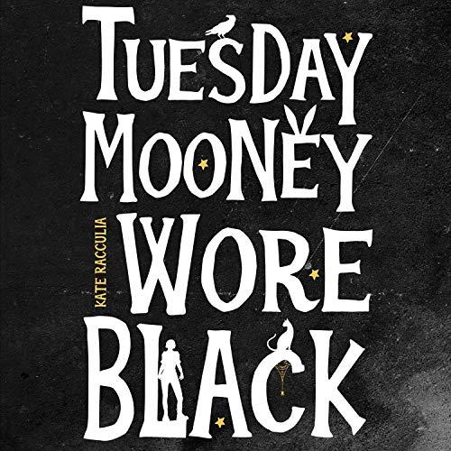 Tuesday Mooney Wore Black cover art