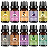 Lagunamoon Essential Oils Gift Set for Diffuser