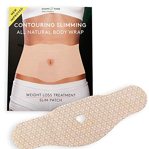 Contorno adelgaza All Natural Body Wrap (5 wraps)