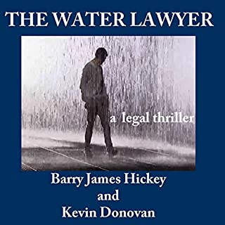 The Water Lawyer audiobook cover art