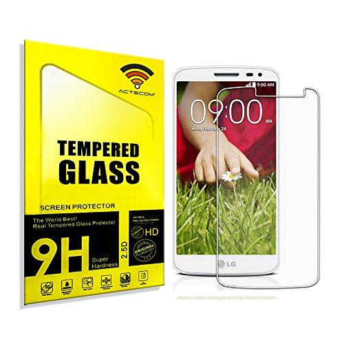 cogac Cristal Templado Protector Compatible con LG G2 Mini 0.2mm