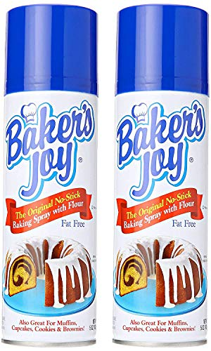 Bakers Joy Cake Pan Spray 2 Pack