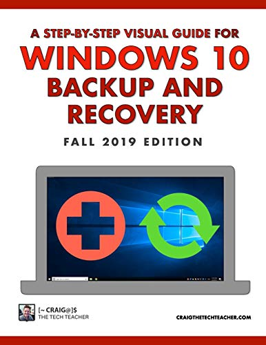 Windows 10 Backup And Recovery: A Step-By-Step Visual Guide