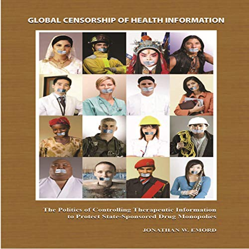 Global Censorship of Health Information  By  cover art