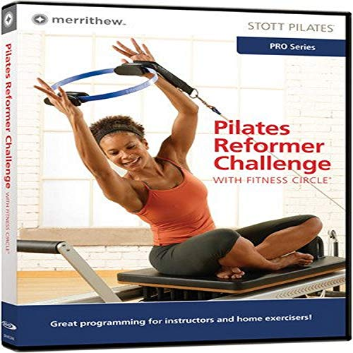 Pilates Reformer Challenge With Fitness Circle [Edizione: Stati Uniti]