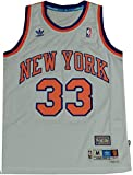 adidas White New York Knicks Patrick Ewing Swingman Jersey (XL)