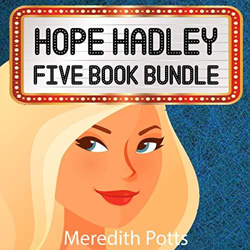 Hope Hadley Five Book Bundle audiobook cover art