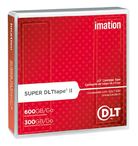 Imation Tape Super DLT 2 - 300/ 600GB - IMA16988