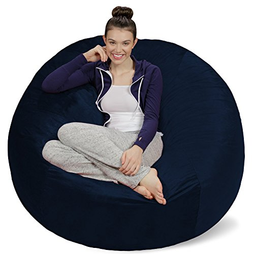 Sofa Sack - Plush Ultra Soft Bean Bags Chairs for Kids, Teens, Adults - Memory...
