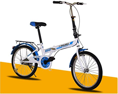 caliente WY-Tong Bicicleta Infantil Infantil Infantil Bicicletas Infantiles Bicicleta Plegable de Velocidad Variable de 20 Pulgadas para Adultos, Niños, Estudiantes, Bicicletas  promociones de descuento