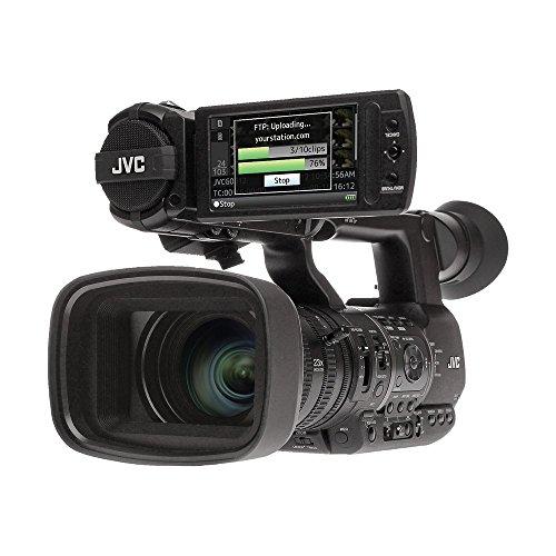 Jvc - Gy-hm650e Camcorder - Kamera auf SDXC Karten, SDHC + WiFi/MXF/FTP/GPS