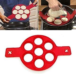 Multi Purpose Perfect Non Stick Pancake, Omelet, Eggs & Crepes Maker Silicone mold