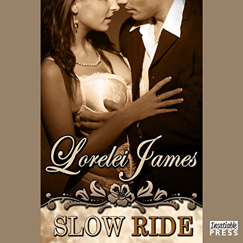 Slow Ride audiobook cover art