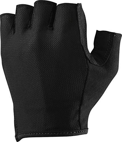 MAVIC Essential Fahrrad Handschuhe kurz schwarz 2019: Größe: M (9)