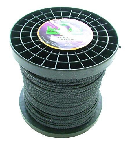 Greenstar 3959 Bobine fil nylon Nylsaw 90 m x ø 4,50 mm 2 kg