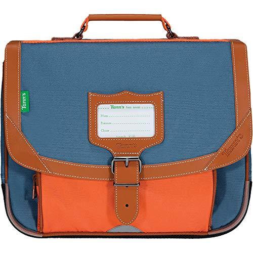 Cartella 32 Tann's Les Signatures Rafaël blu/arancione