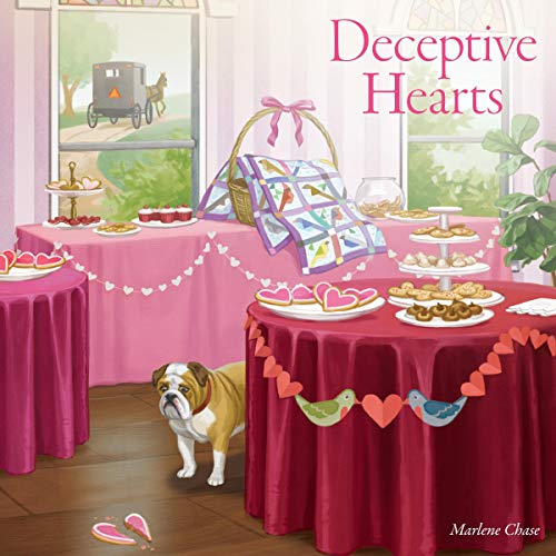 Deceptive Hearts cover art