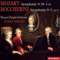 Mozart/Boccherini: Symphony No